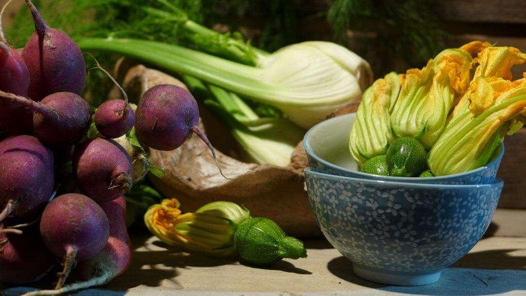 Grow to eat: edible gardens